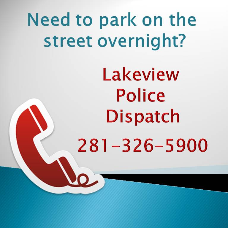 Call Lakeview Police